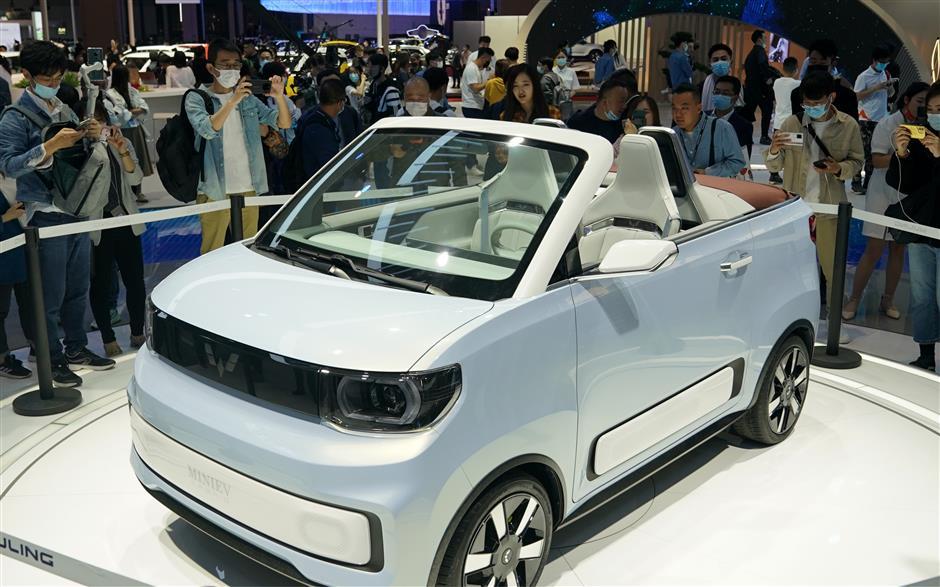 A last chance to visit Auto Shanghai 2021