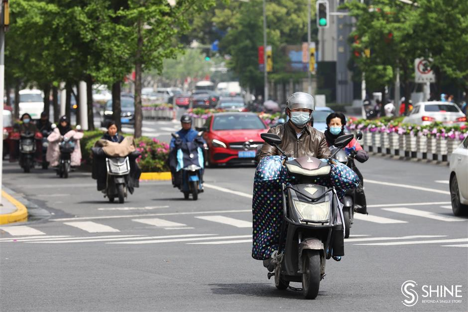 New rules for e-bikers take effect on May 1