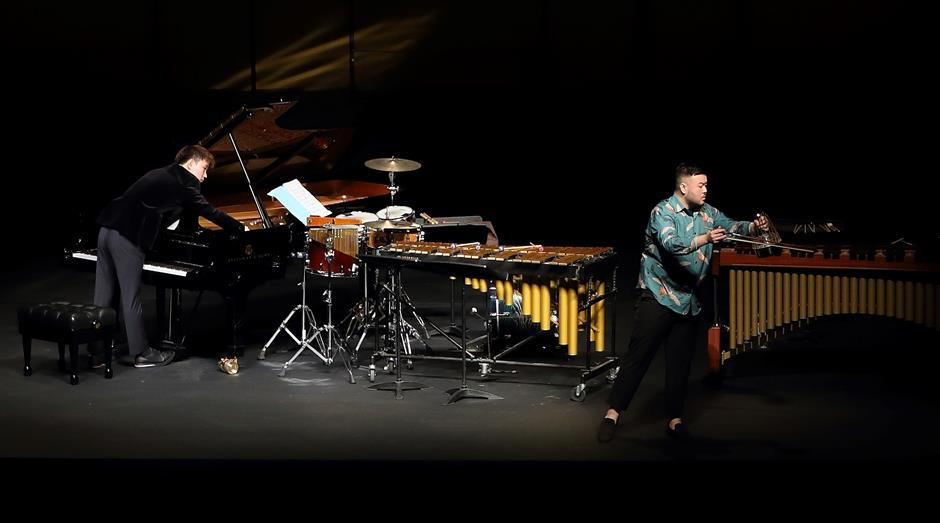 Moving percussion beyond its stereotype