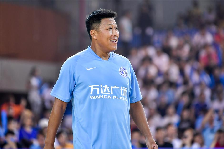 China football legend dead after 48th birthday celebrations