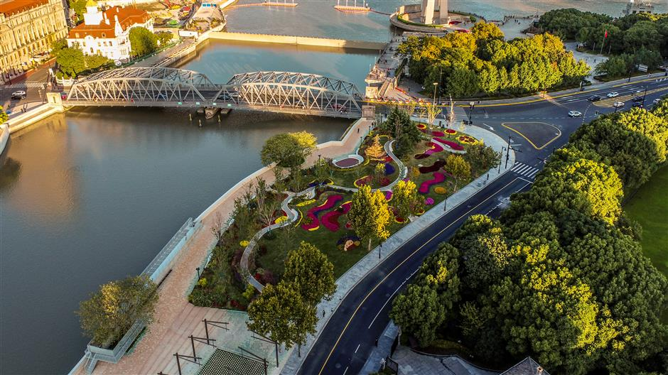 City in bloom as it prepares for flower expo