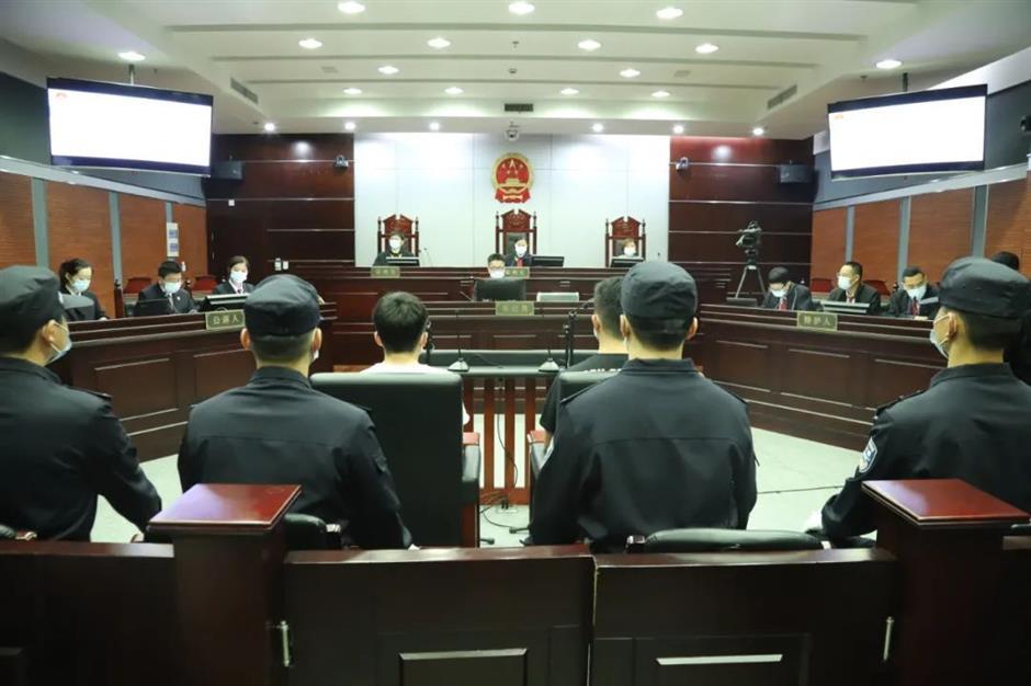 2 men sentenced for indiscriminate slander of woman