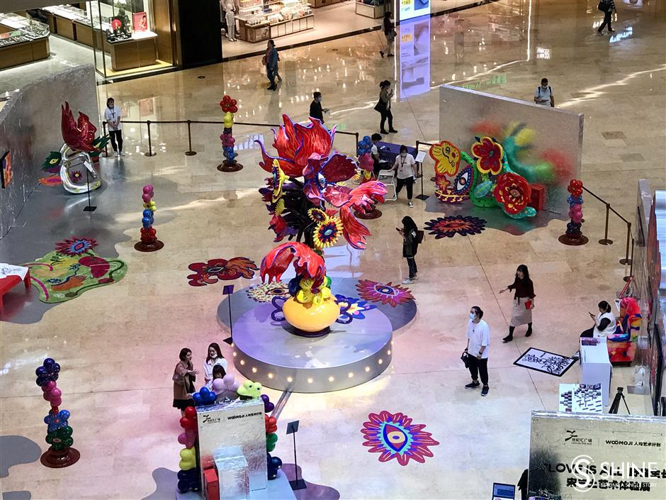 Art, music and commerce ideal blend for holiday activities