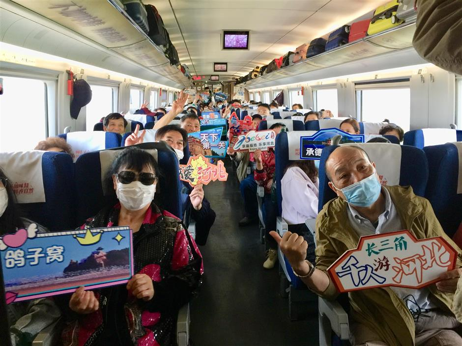 Surge of holiday rail passengers in delta region
