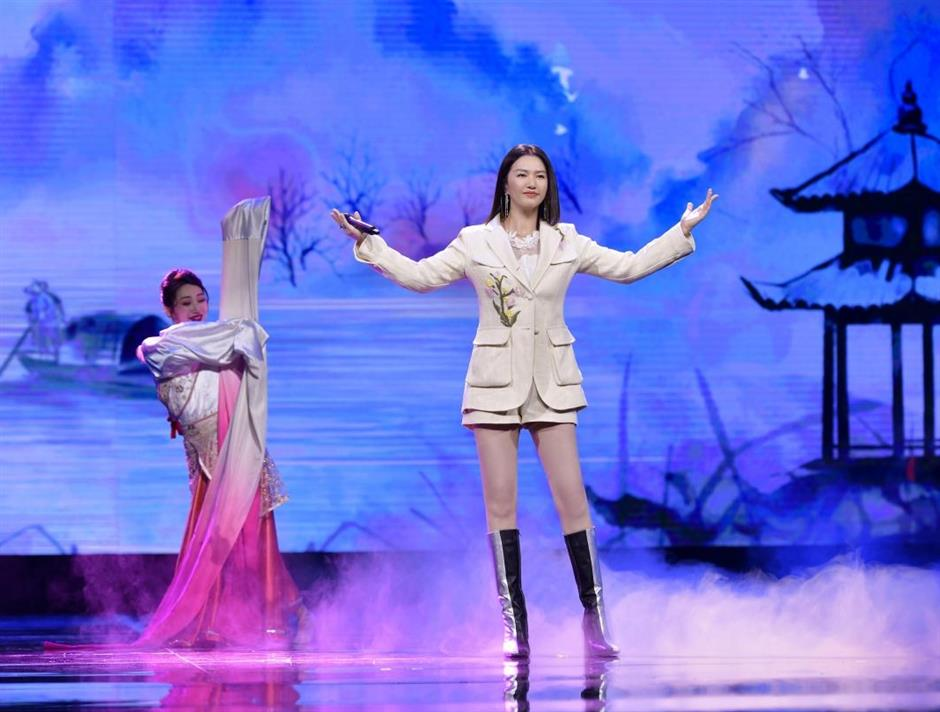 TV gala celebrates success of Chinese brands
