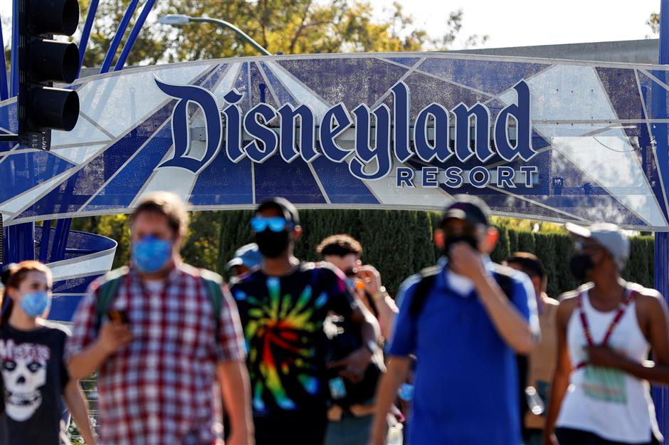 Disney sees positive signs for business as streaming growth cools