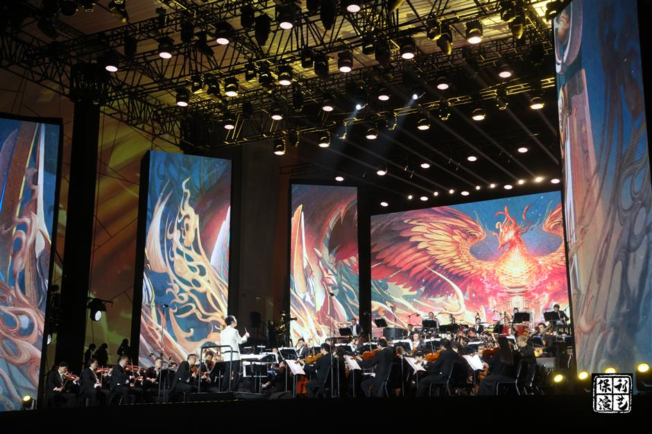 Gaming meets symphony in Honor of Kings