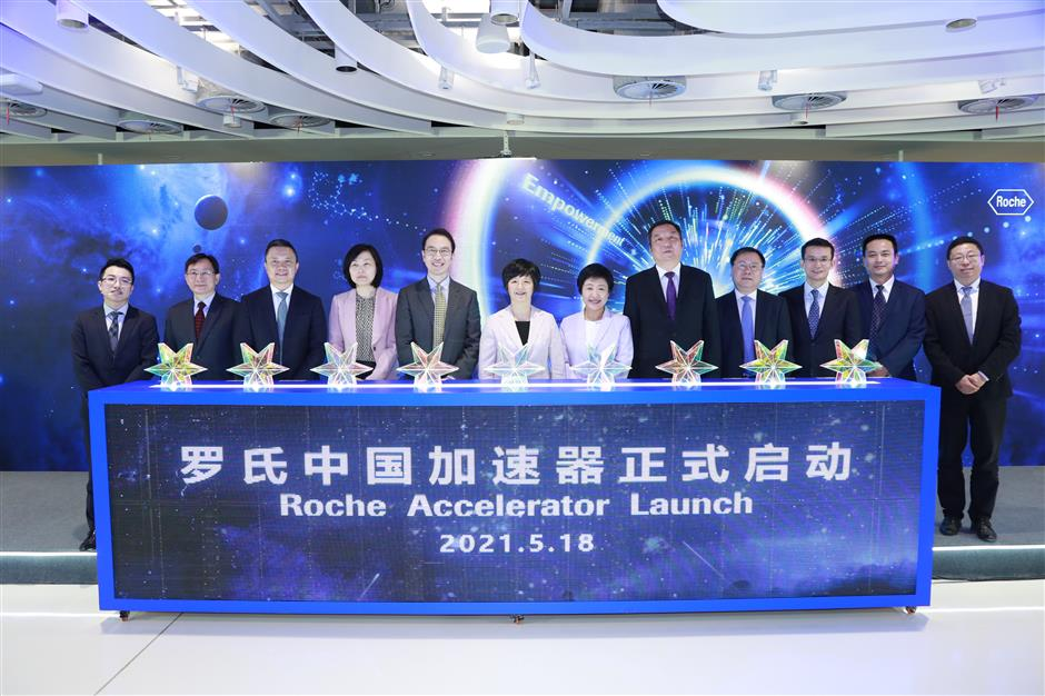 Roche launches its first in-house accelerator to empower local healthcare innovation ecosystem