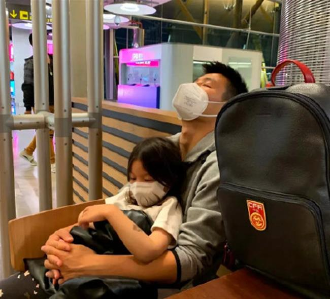 Wu Lei returns to China for World Cup qualifiers
