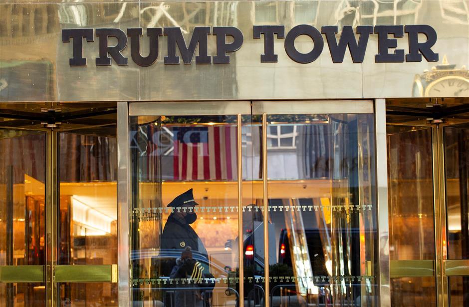 NY attorney general investigating Trump Organization in criminal capacity