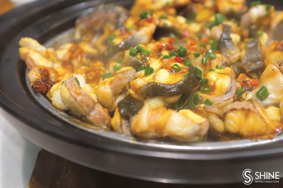 A small destination big in Cantonese flavor
