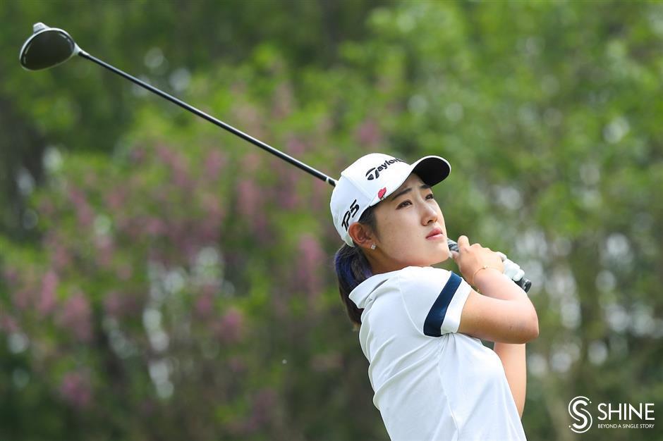 Liu, Zhang share early Wuhuanxing Challenge lead