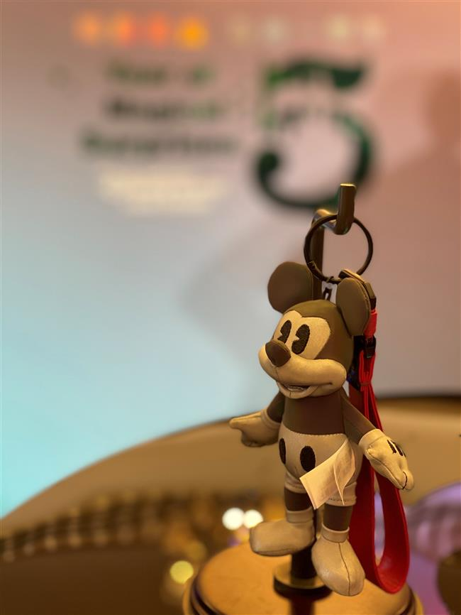 Shanghai Disney releasing chic new Mickey Mouse collection