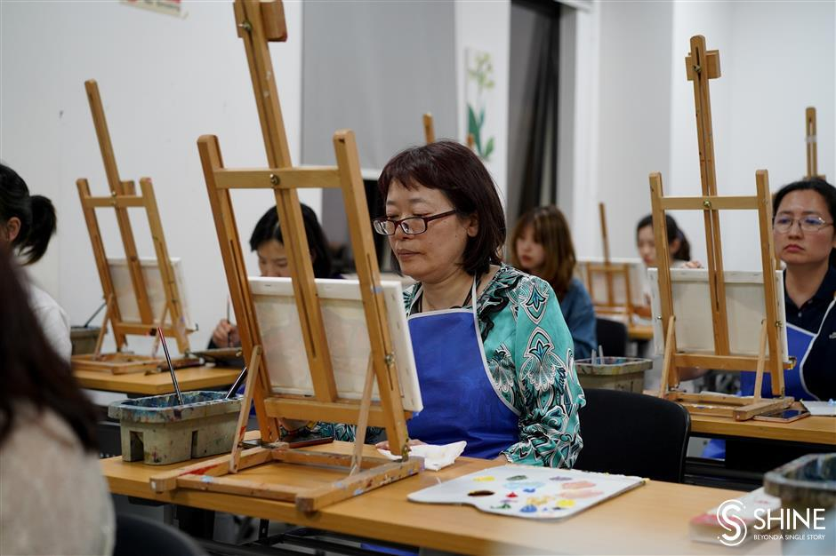 Evening classes for every artistic proclivity, from canvas to kitchen