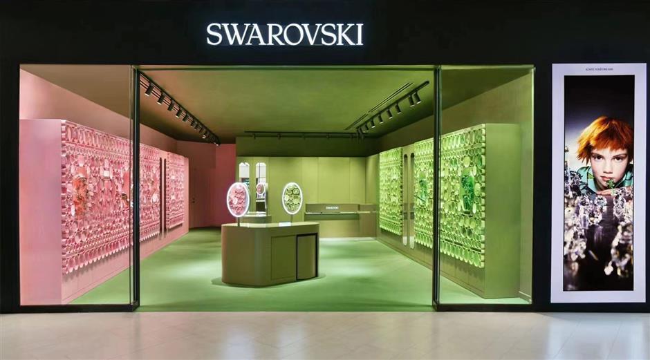 Swarovskis instant wonder comes to Shanghai