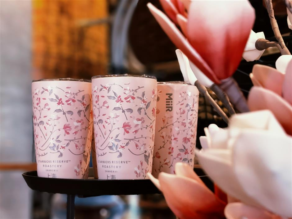 From coffee to cosmetics, Jing'an is thriving