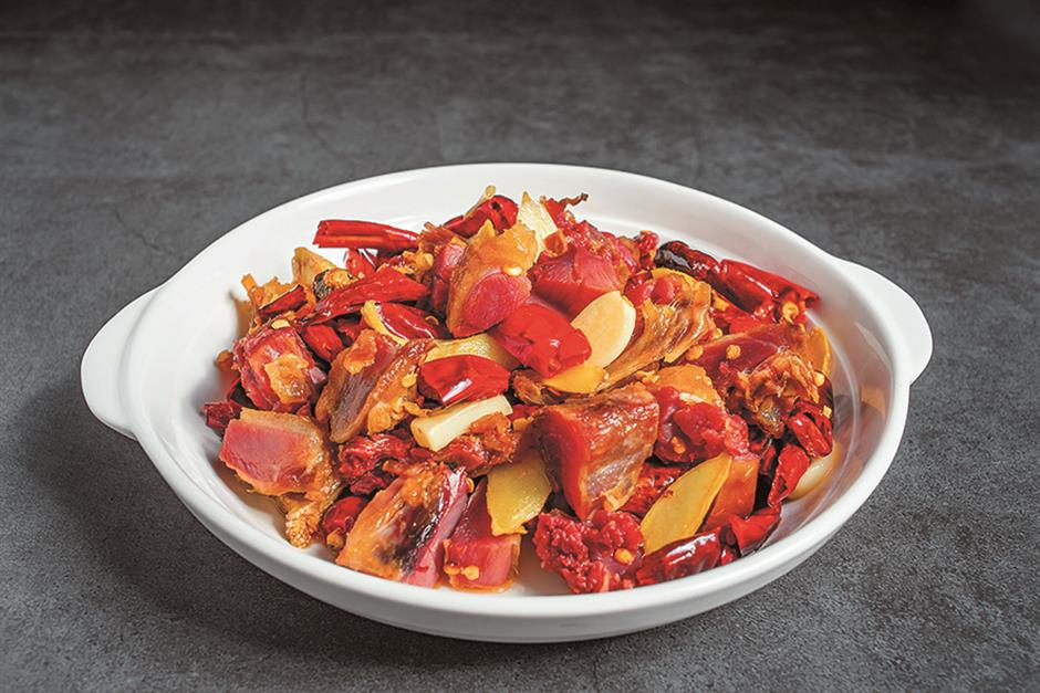 It's Hunan when some like it hot: spicy lure of a hot tourist attraction