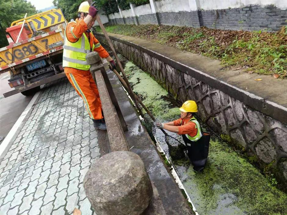 High praise for Hangzhou's water management