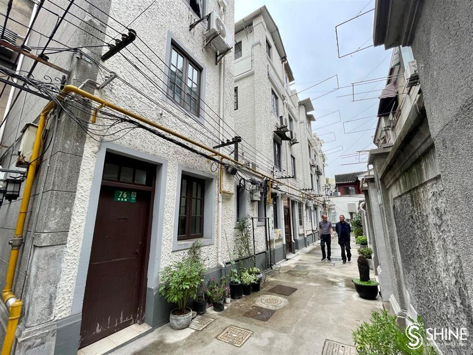 Major facelift restores Nanchang Road history