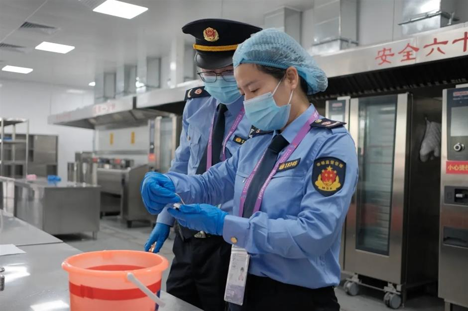 Smarter safety at China Flower Expo site
