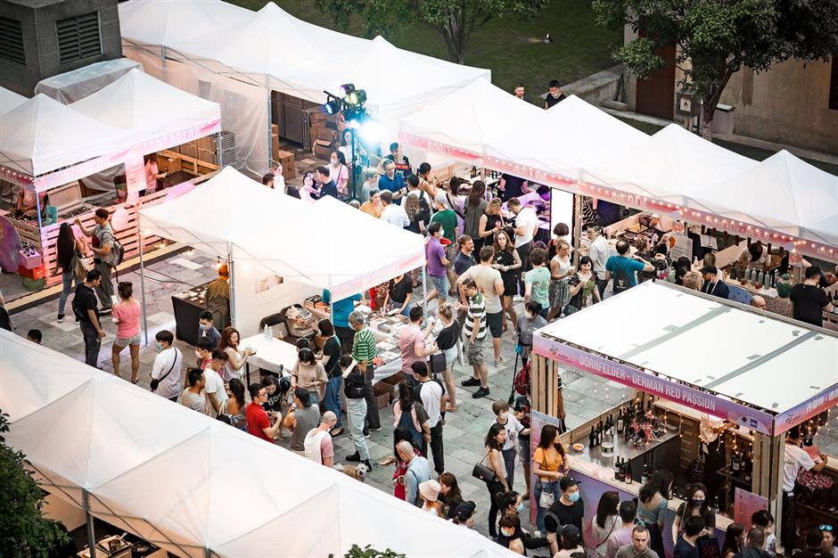 Jing'an feasts for foodies not to be missed