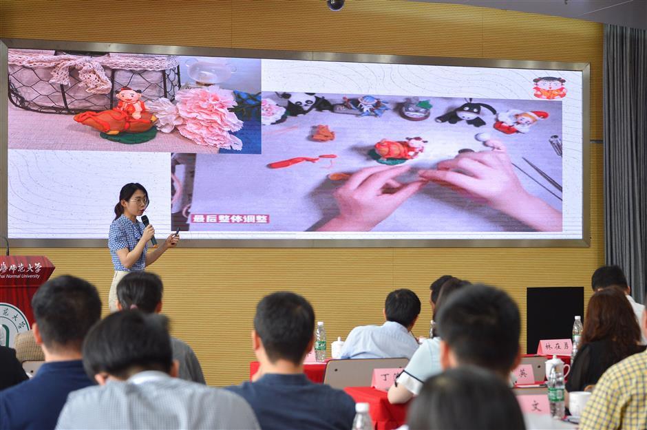 University volunteers to inspire students