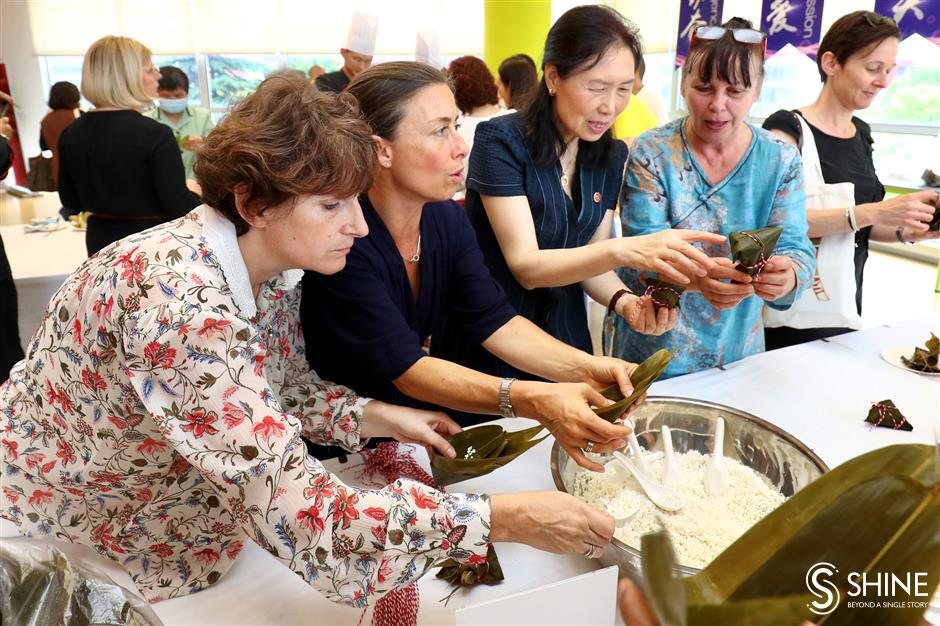 A taste of Chinese culture and TCM for local expats