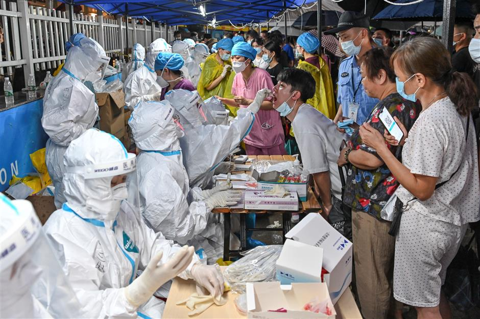 Guangzhou tightens control in wake of new COVID-19 cases