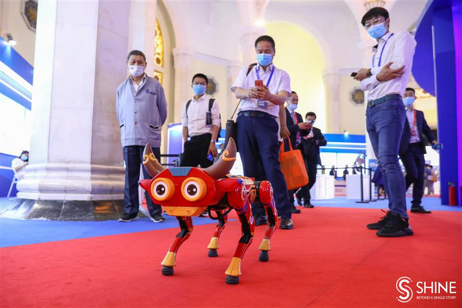 Inno-Match Expo underway in city this week