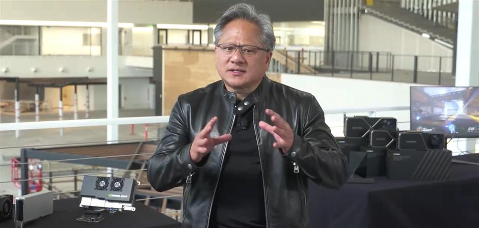 Nvidia focuses on gaming and AI to ensure chip supply