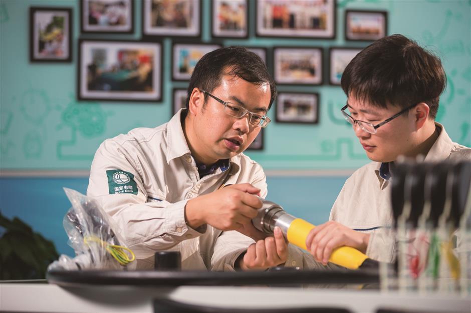 A pioneer helping power a new era in Shanghai