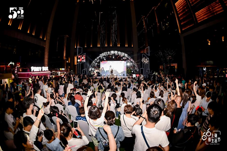 Vision of vibrant nightlife becoming real