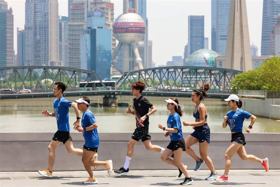 Jogging activity marks World Environment Day