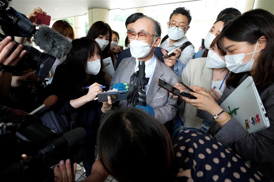 S. Korea court dismisses World War II payout