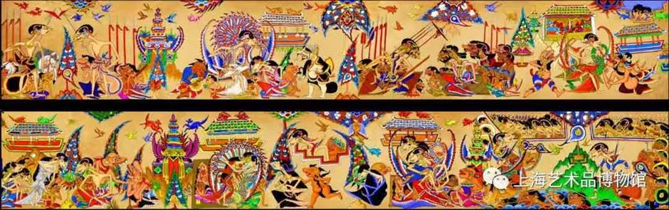Celebrating China's cultural heritage through art