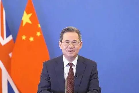 Chinese ambassador calls for sound, steady development of China-Britain relations