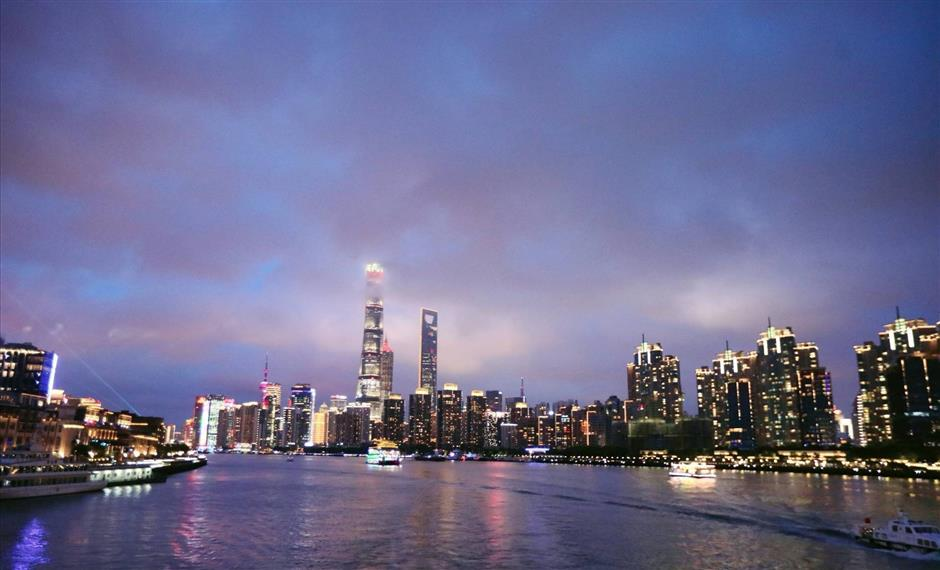 Plans for hop-on, hop-off Huangpu cruise