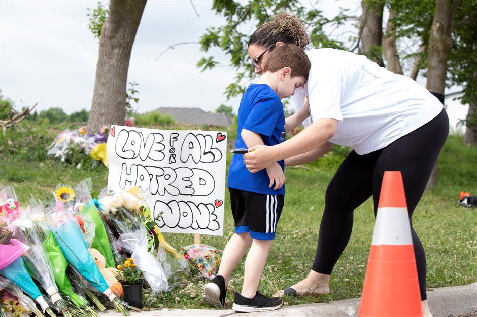 Trudeau slams 'terrorist' killing of Muslim family