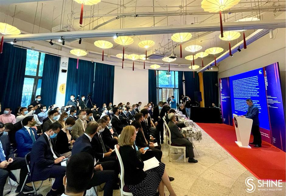 Foreign investors remain confident in Changning