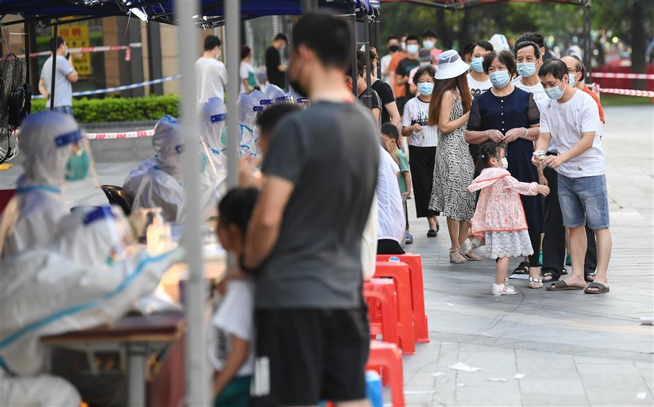 Police crack down on violators of pandemic control rules