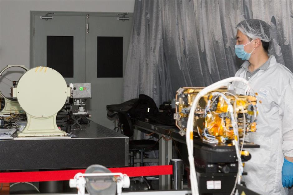 Locally developed Mars detectors begin probing
