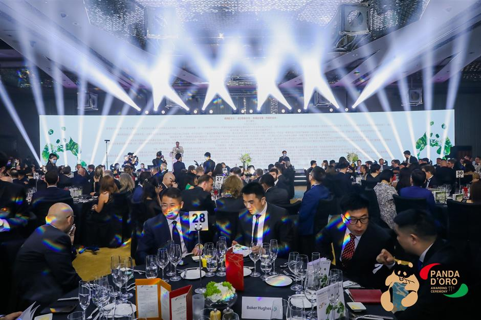 Panda Awards | Awarded the most deserving Italian and Chinese companies