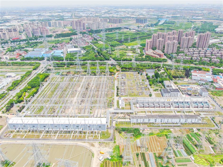 Upgrade completed on city's oldest 500-kilovolt substation