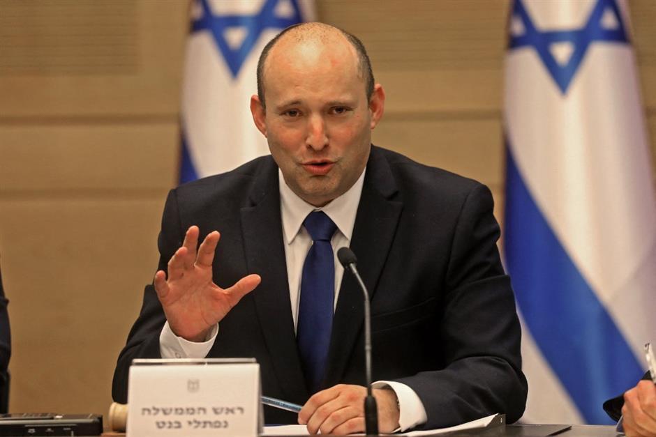 Bennett sworn in as Israel's new PM, ending Netanyahu's 12-year rule