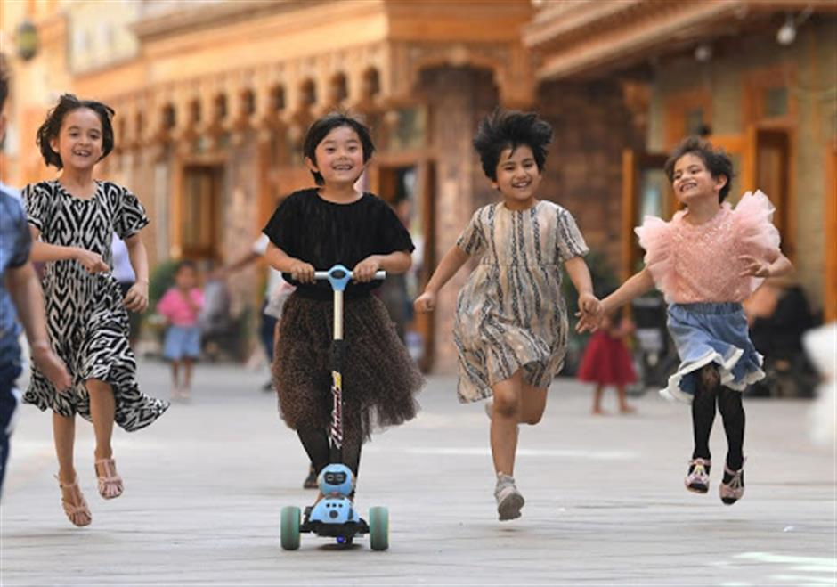 Ethnic minority populations grew by 14.2% in 10 years in Xinjiang: census