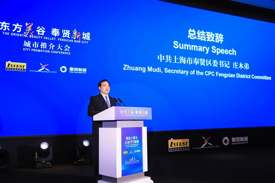 Foreign investment continues to flow into Fengxian