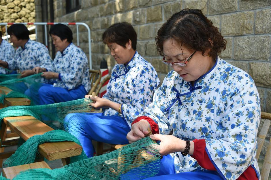 Self-reliance, hard work bring isle to prosperity
