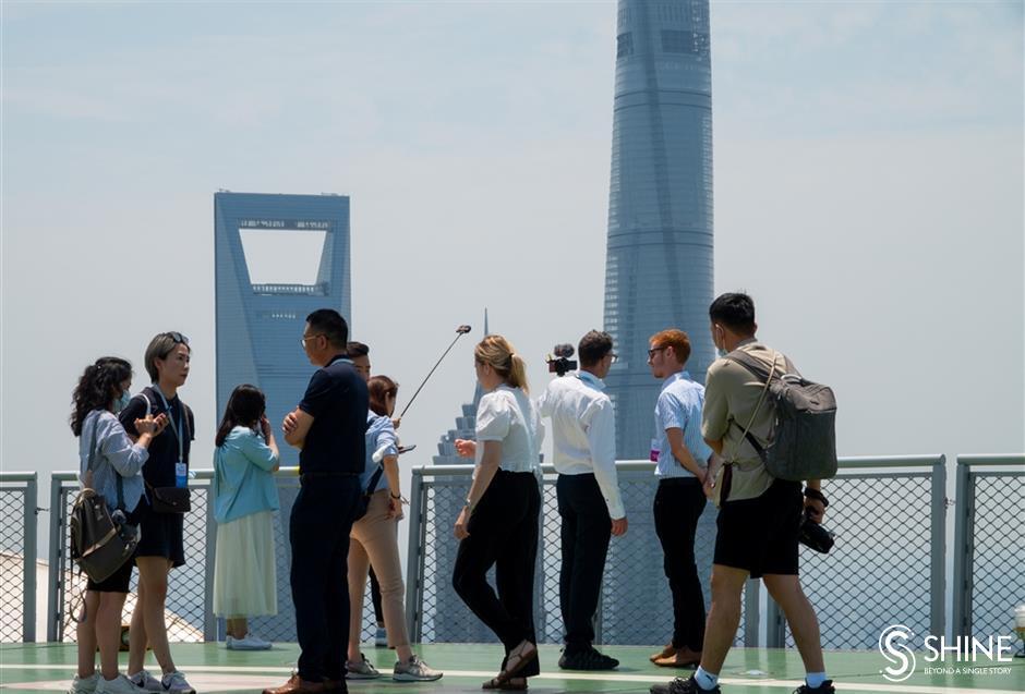 Vloggers capturan lo mejor de Shanghai, Delta