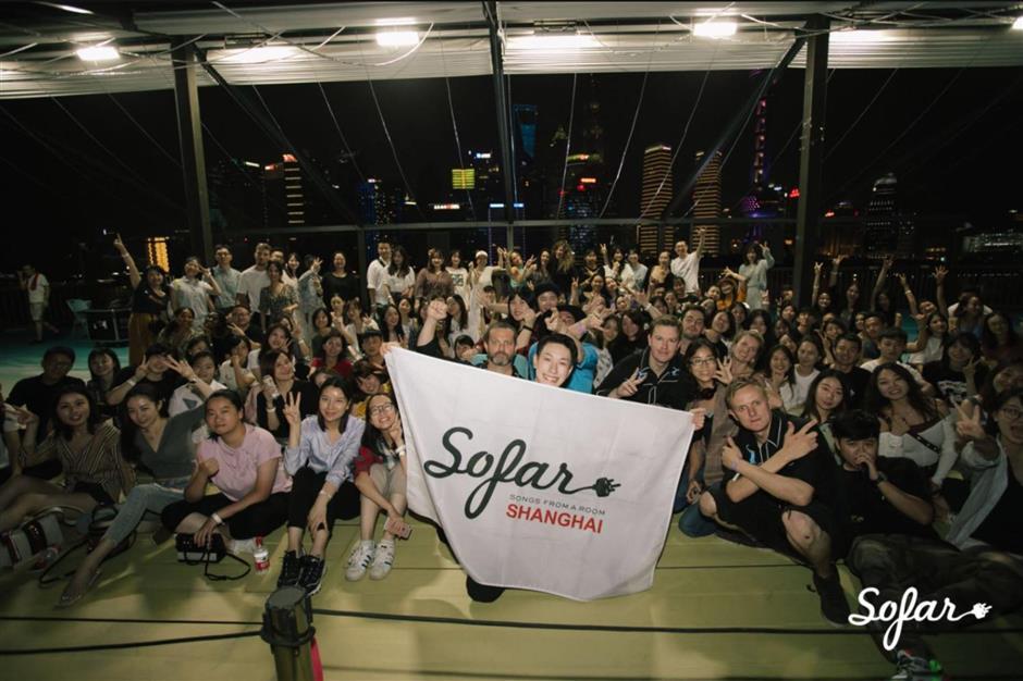 The secret is out about Sofar Sounds concerts