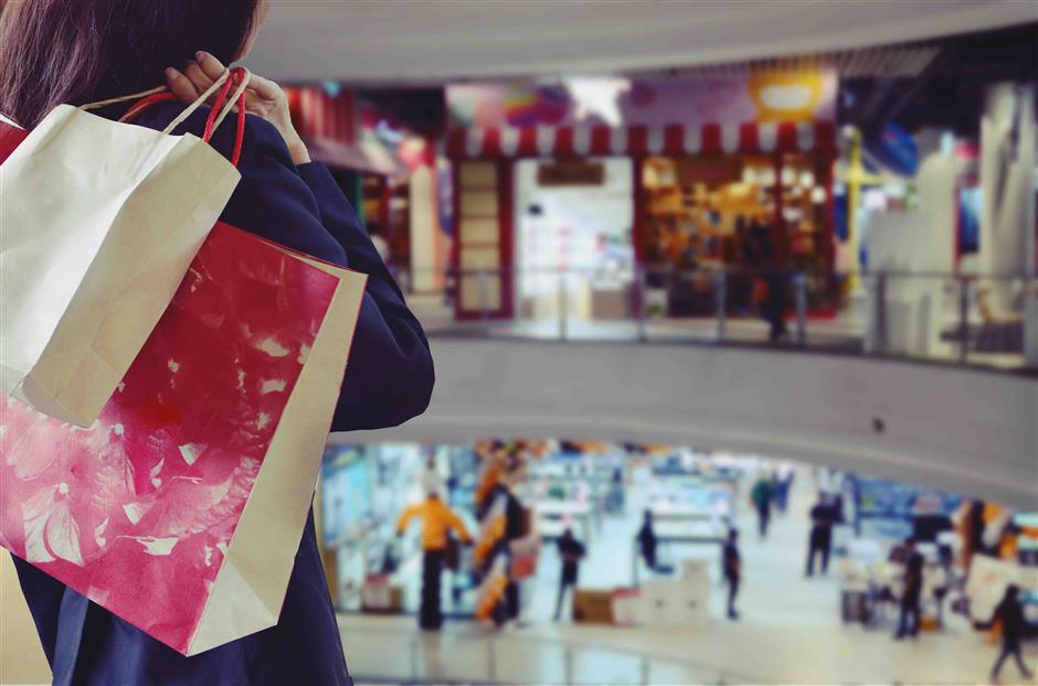 Development index for shopping centers bounces back
